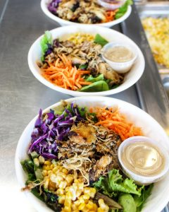 downtown Lacey-Restaurant miso bowls