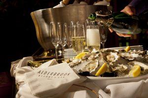 Alderbrook oysters april