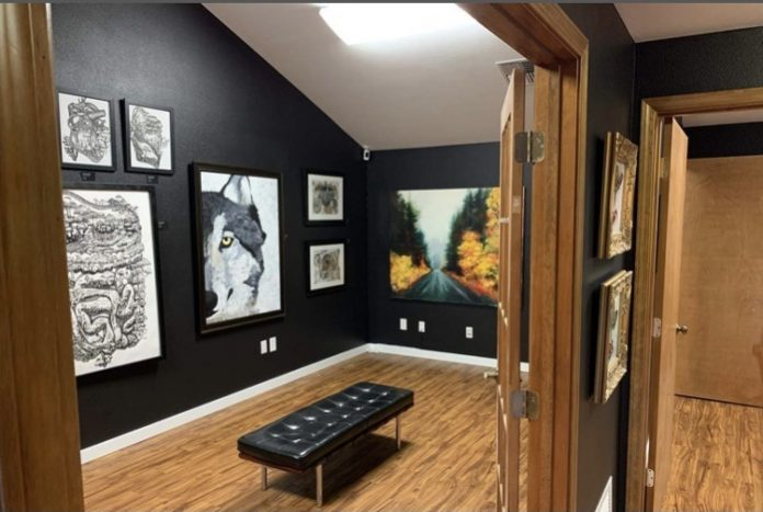 Copper-Wolf-Tattoo Tumwater gallery