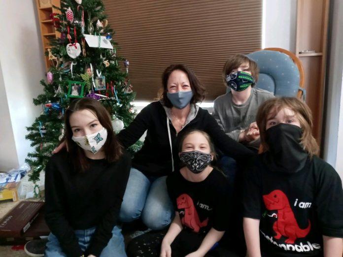 Olympia COVID health Jen-Carte-Family-Holiday