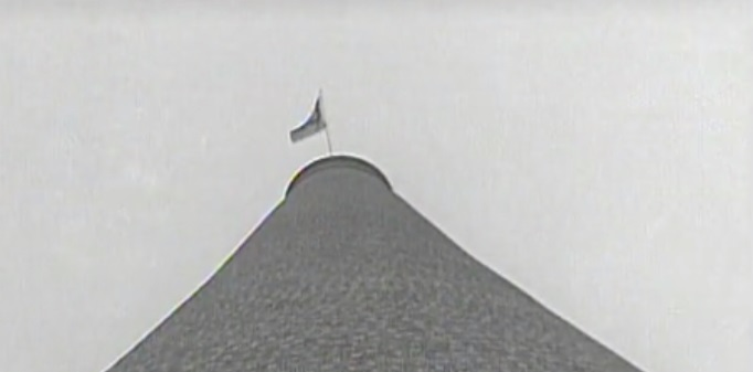 Olympia History Washington-Veneer-Company-smokestack-wedding-film
