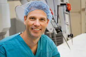 Dr. Darrel Bell is a physician partner at Olympia Obstetrics & Gynecology and Chair of Robotic Assisted Surgery for Providence Health and Services and has used robotics for more than five years.