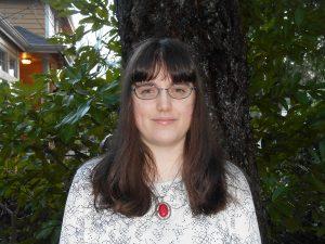 Olympia authors Jennifer Crooks