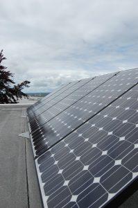 Western Washington University Solar Dedication