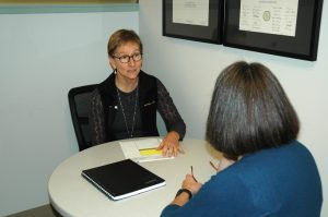 Providence Advance Care Planning Manager Robin Stahley