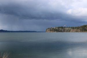 Puget Sound History Olympia-Shoreline