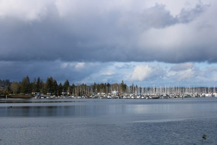 Puget Sound History Swantown-Marina-Downtown-Olympia