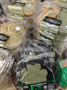 St Patricks Day Olympia Thriftway treats