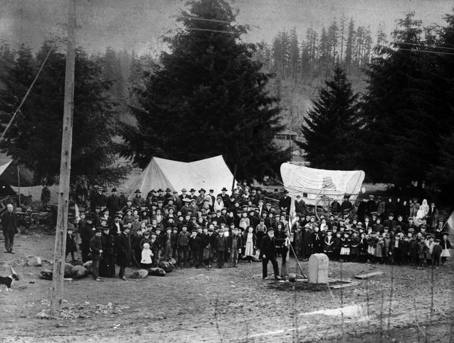 Washington State Archives