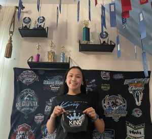 covid vaccine thurston Yvy-Hoang-with-swimming-awards