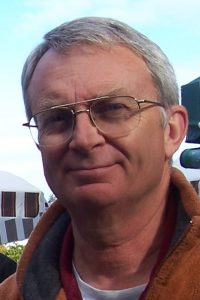olympia author Rick Talor by Patricia Patti Taylor