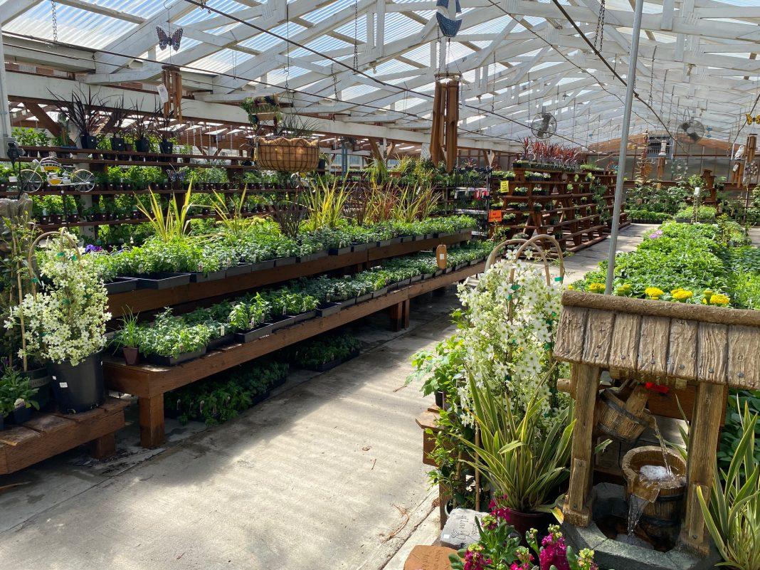 Garden Center Olympia Bark and Garden