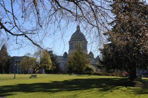 History washington earthquakes Olympia-Capitol-Building