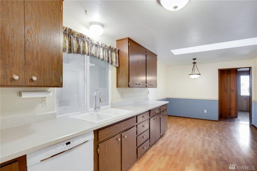 Olympia Federal Savings Casey-Kilborn-Kitchen-Before