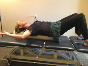 Penrose physical therapy lacey posture stretch