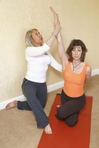 Penrose physical therapy lacey yoga-therapy