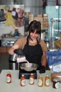 Splat-Hot-Sauce-Owner-Courtney-Jafferian
