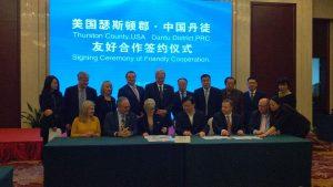 Thurston EDC Perry-Shea-EDC-International-Trade-Delegation