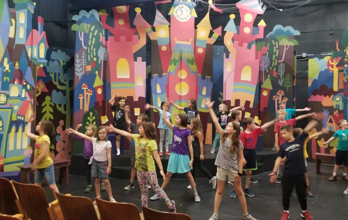 2021 Summer camp Thurston County Olympia Family Theater