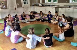 2021 Summer camp thurston County Empowerment 4 girls