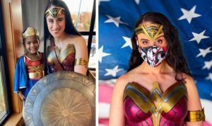 Meet Costumed Superhero Amazon of Olympia (Wonder Woman) @ Hands On Children's Museum