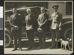 Roald Amundsen-Norge-Party