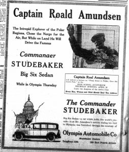 Roald-Amundsen-Olympia-car-ad