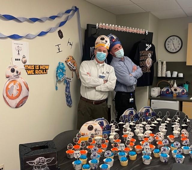 Robot-birthday-Providence-St-Peters