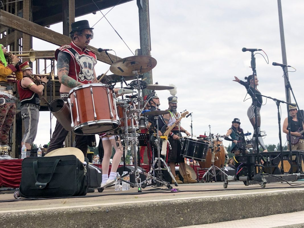 olympia music in the park