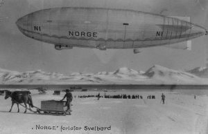 roal amundsen Norge-Svalbard