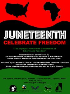 Juneteenth - Celebrate Freedom @ The Fertile Grounds Park