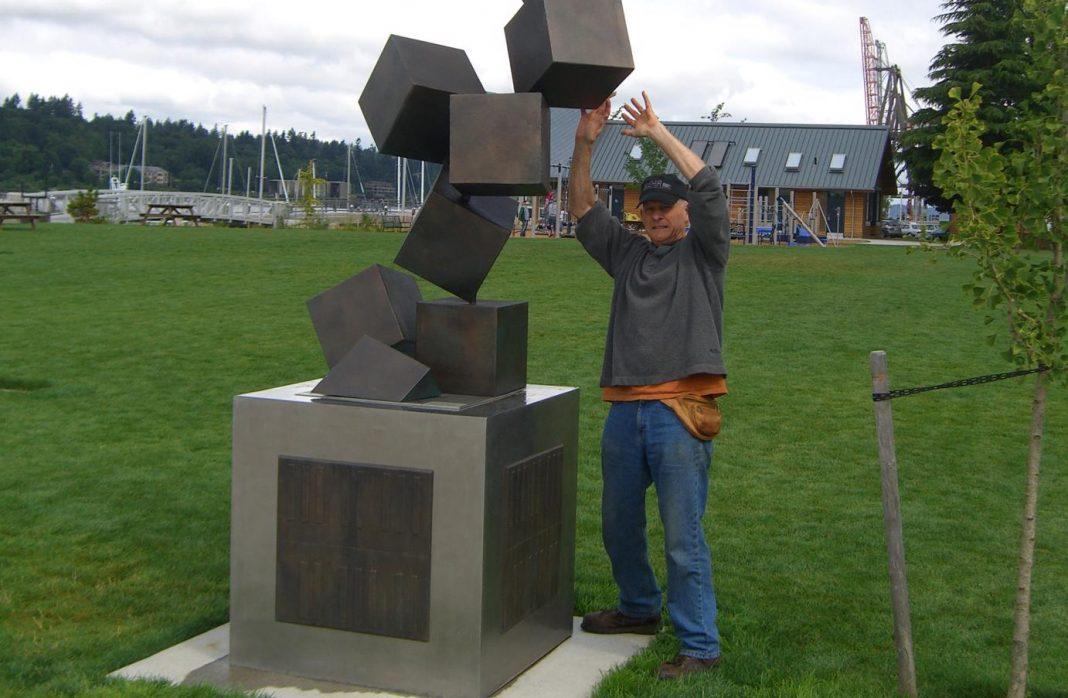 Grey-Brogdon-Olympia artist-Plinth-Project