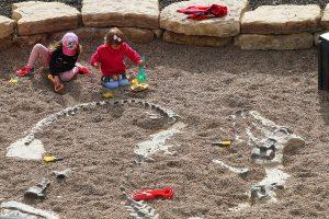 Hands on Childrens Museum Summer Splash Dino Dig