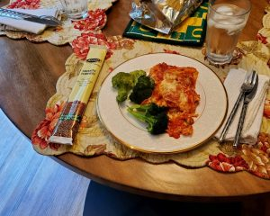 Lasagna-Love-thurston county -Plate-of-Food-