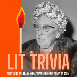 Lit Trivia @ TRL Online Virtual Events