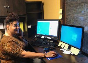 Morales-allstate Agency-Staff-at-Desk