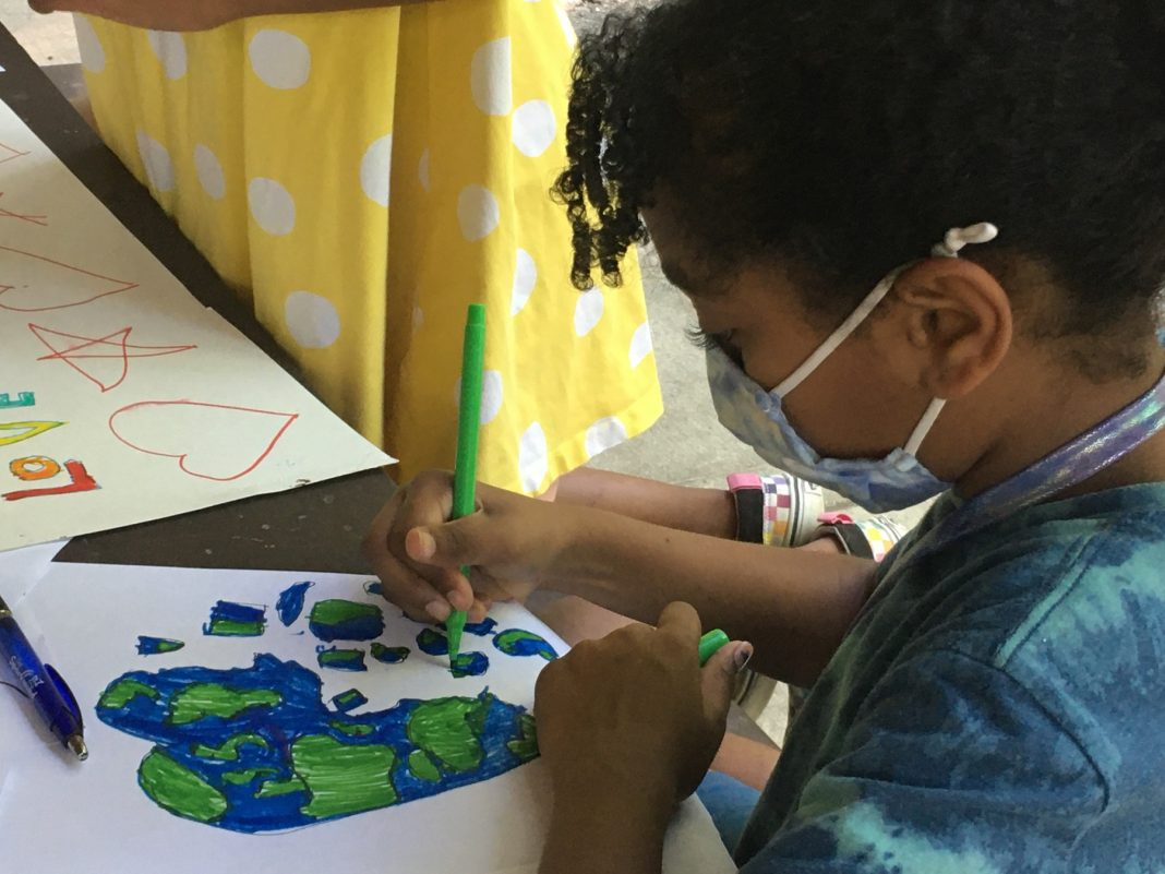 Thurston County Climate Justice Mural design