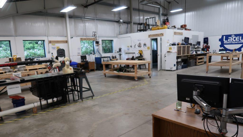 Thurston-EDC-MakerSpace