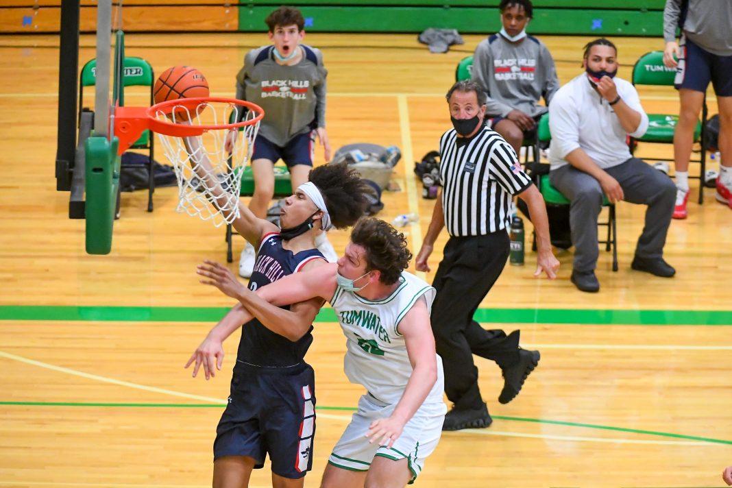 Tumwater Black Hills Boys Basketball 5824