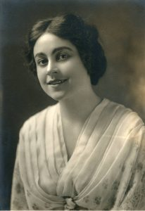 Valentine Grant was an early film actress who had ties to Olympia.