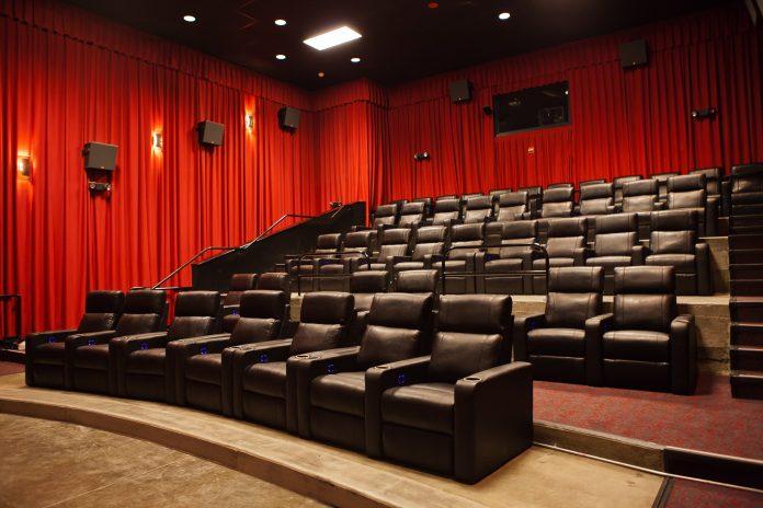Yelm Cinemas Reclining Seats