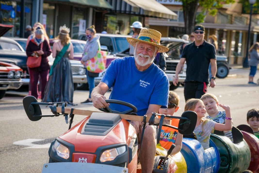 explore hood canal summer events 2021 timber days