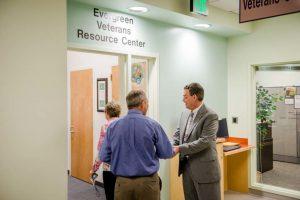 Evergreen College-Veterans-Open-House