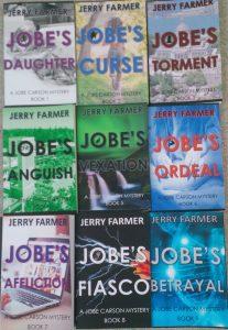 Jerry-Farmer-Local-Author-Jobe-Carson-Mystery-Series