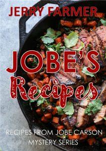 Jerry-Farmer-Local-Author-Jobe-Carson-Mystery-Series-Recipe-Cookbook