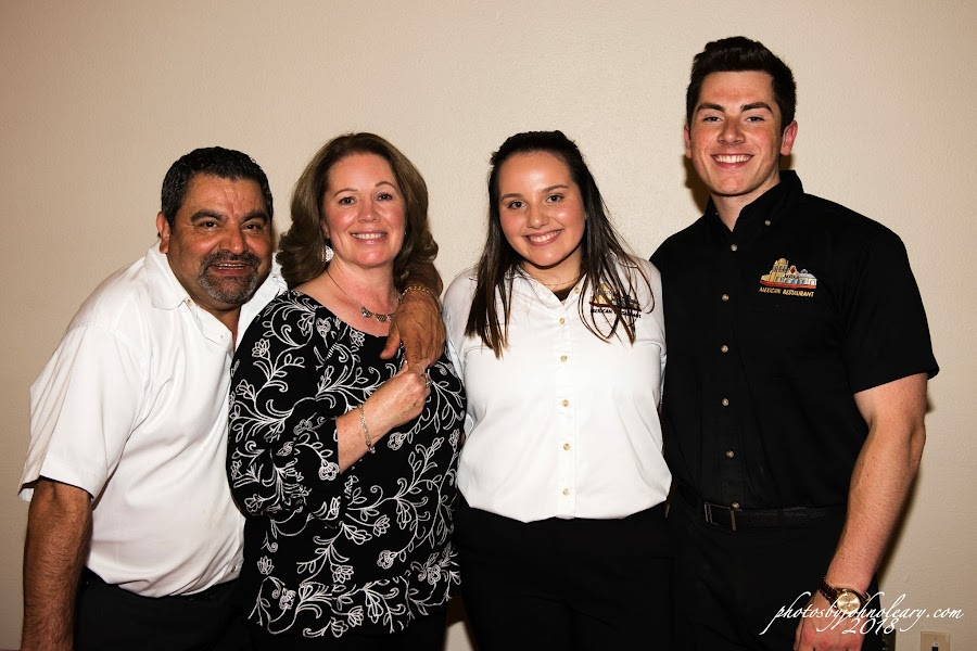 Mayan Mexican-Restaurant lacey-Sanchez-Family