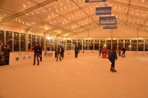 Oly-on-Ice-skaters