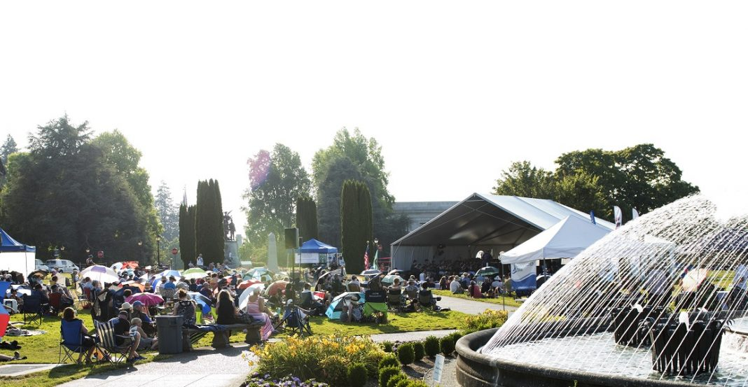 Olympia symphony orchestra concert