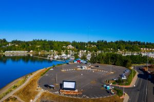Don't miss out on the free, family-friendly Movies at the Marina hosted by the Port of Olympia this summer.