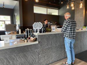 Samayra Coffee olympia coffee